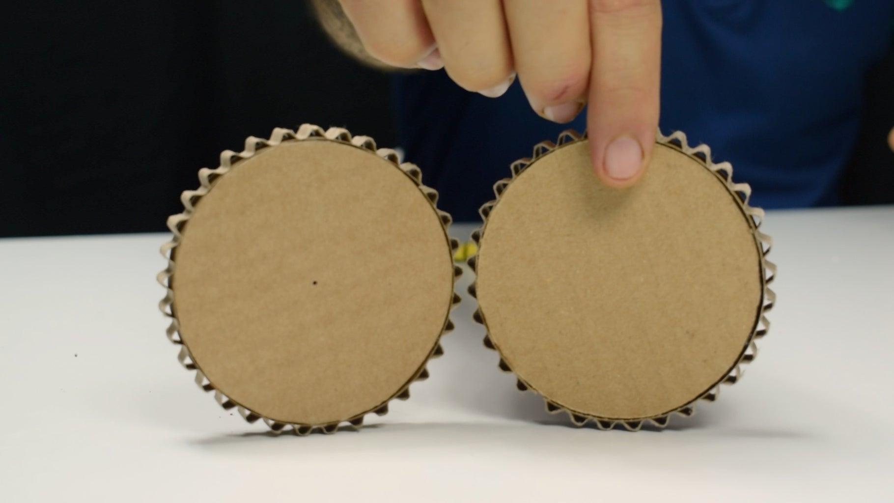 Making Gears Wheel