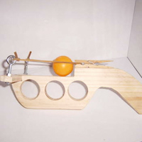 Ping-Pong Ball Gun