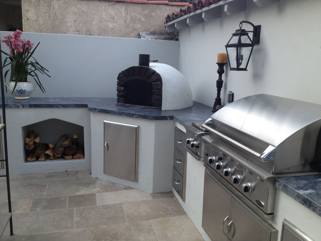Wood Fired Pizza Ovens.