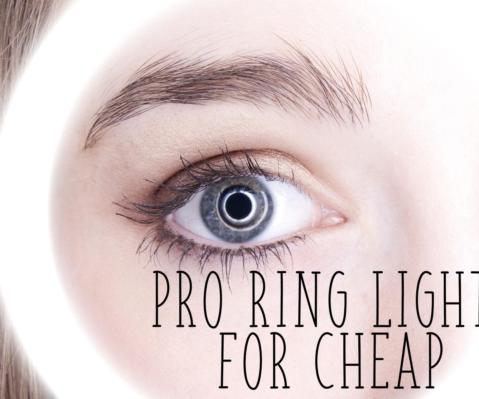 PRO RING LIGHT FOR CHEAP