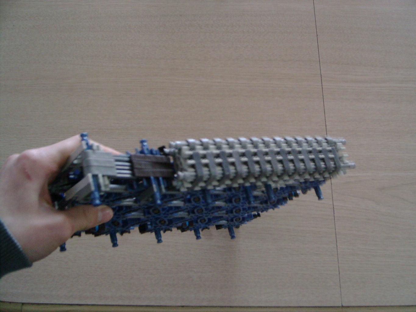 The Foregrip