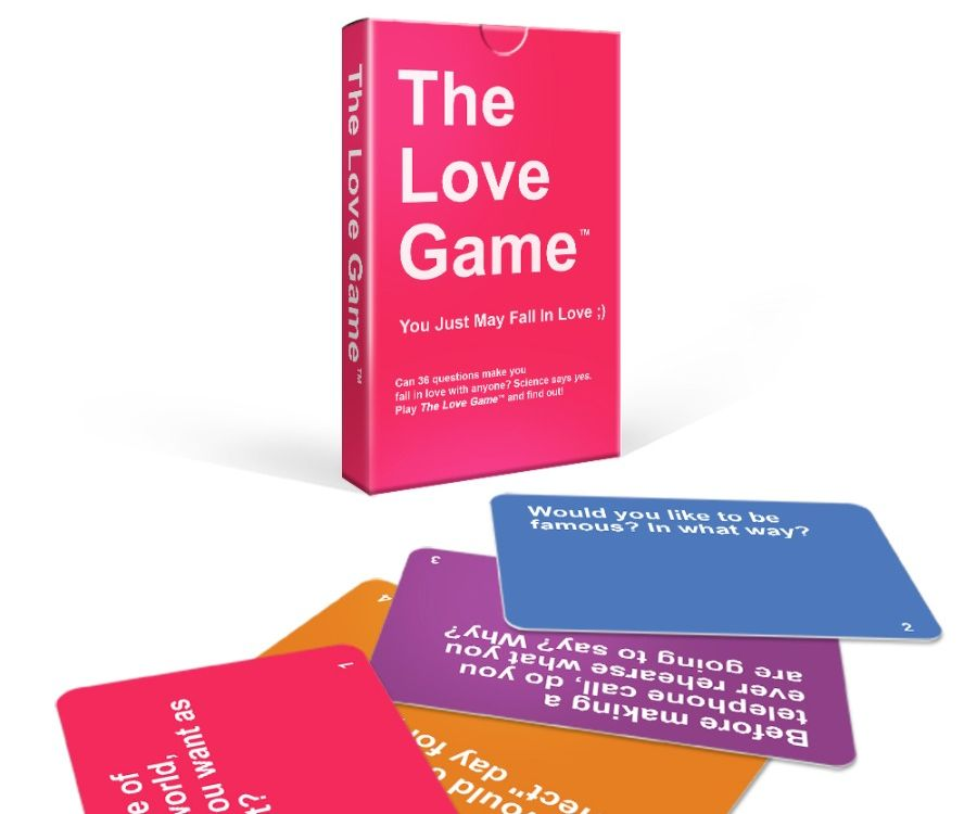 A Game For Falling In Love