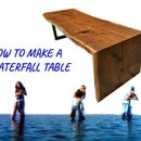 How to Build a Waterfall Table