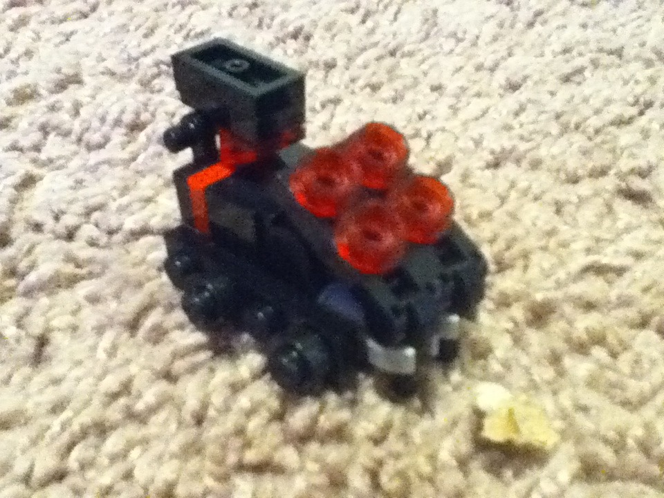 Lego Combaticons Part Five: Onslaught