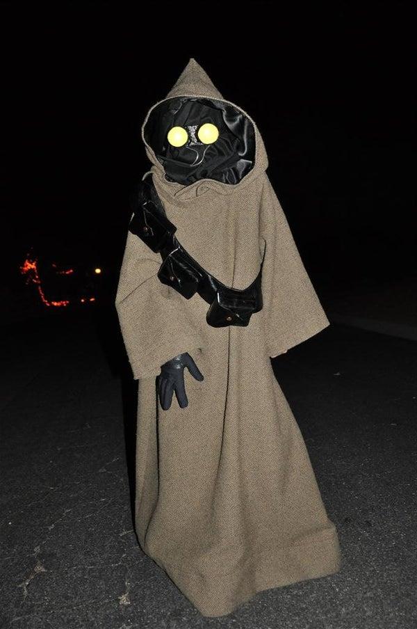 Star Wars Jawa Eyes for a Jawa Costume