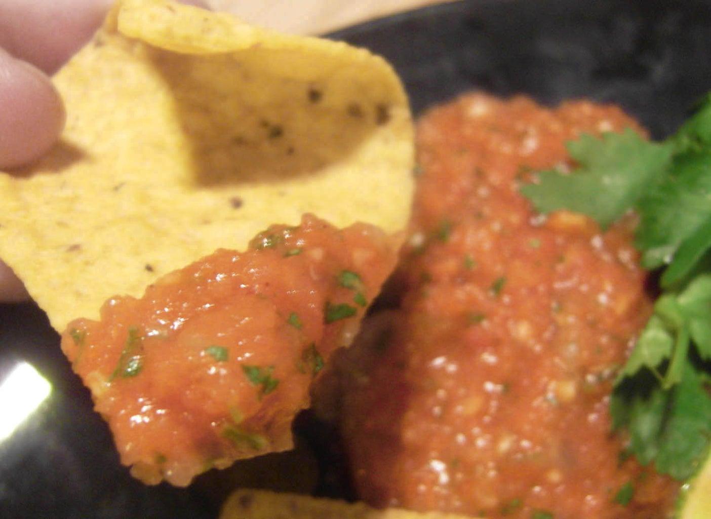 Salsa Roja Asada (Roasted Red Salsa)