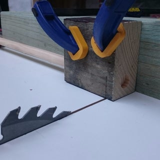 How to Perfectly Cut Dowels