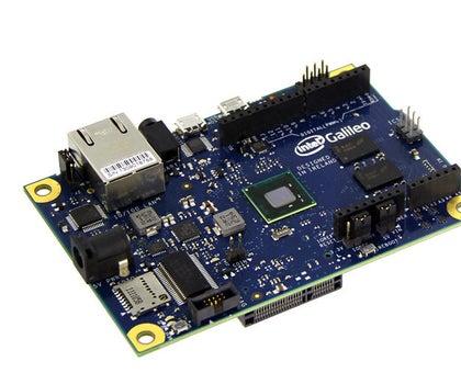 Interfacing LCD With Intel Galileo
