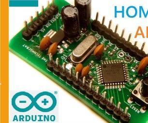 HOW TO MAKE ARDUINO NANO/MINI   How to Burn Bootloader