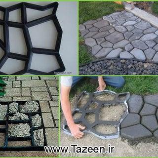Concrete Path Mold