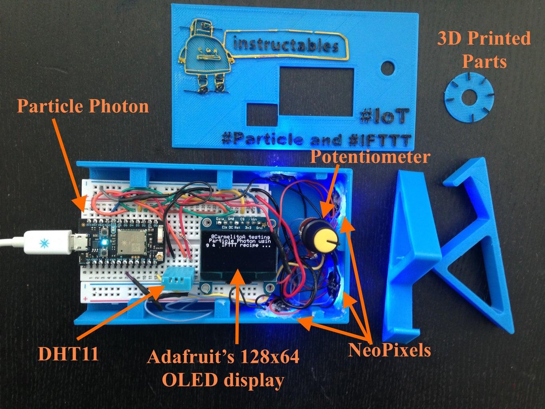 Make a IoT Command Center