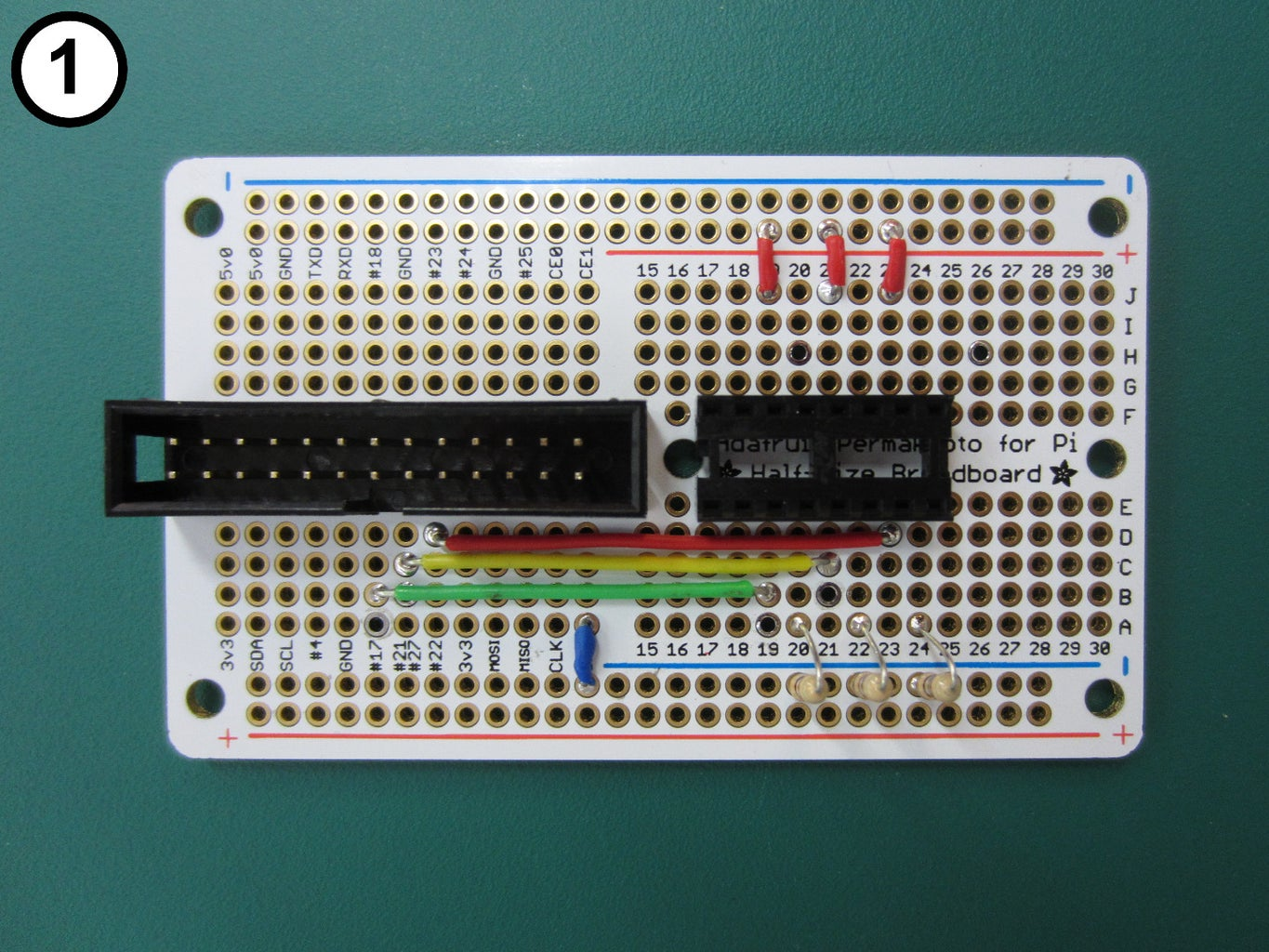 Assemble and Solder the Circuit Board