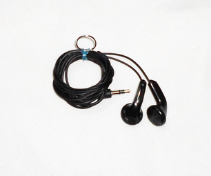 Another Anti-tangle Tip for Earphones