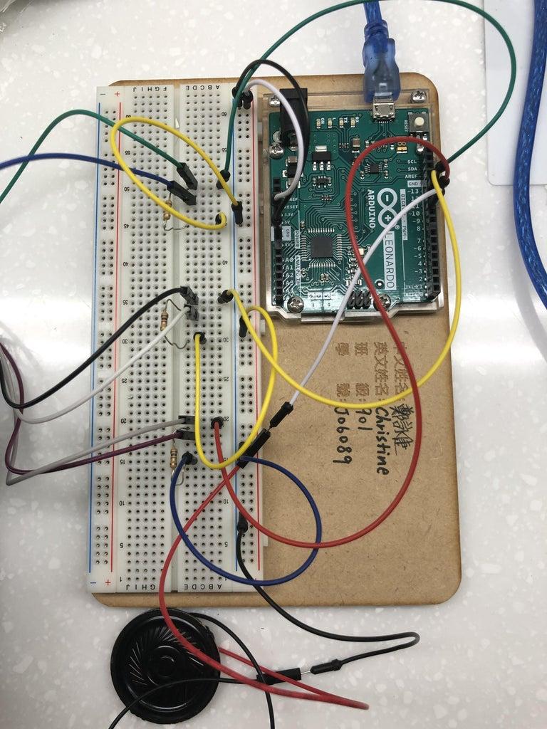 Step 2: Assemble Arduino Board