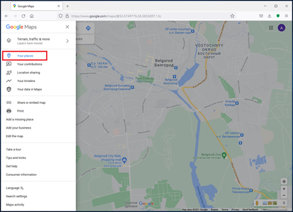 Tool Usage: Google-Maps Stage