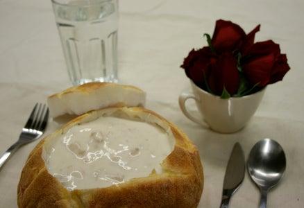 Permanent Soup Bread Bowl
