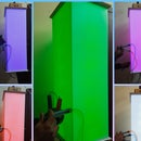 Color Injection Lamp - Jumbo Size