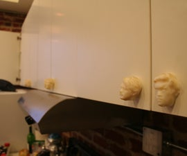 Decapitated DeCabinet Knobs