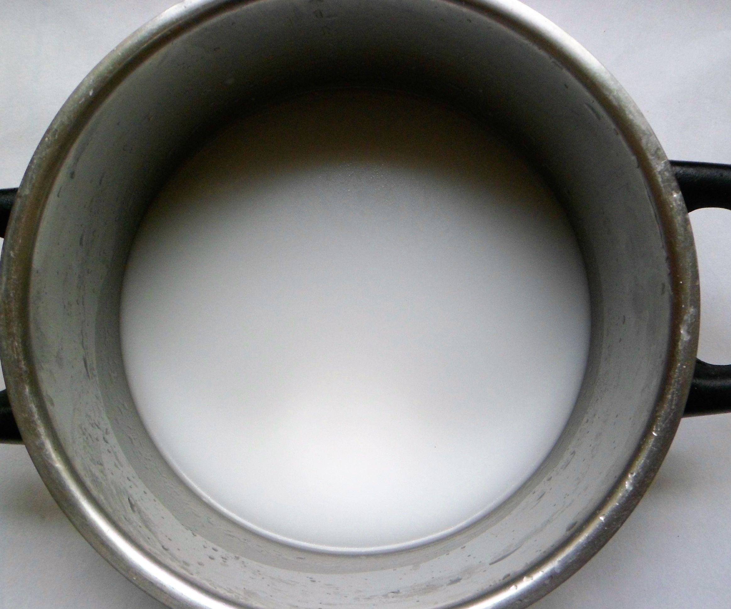 Homemade Coconut Milk From Dessicated Coconut