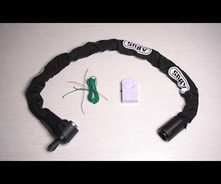 Improve Your Bike Lock With an Alarm