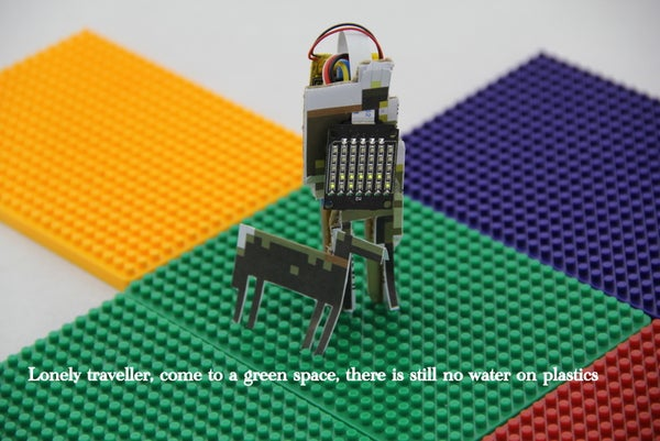 The Scythian Recreating With Arduino