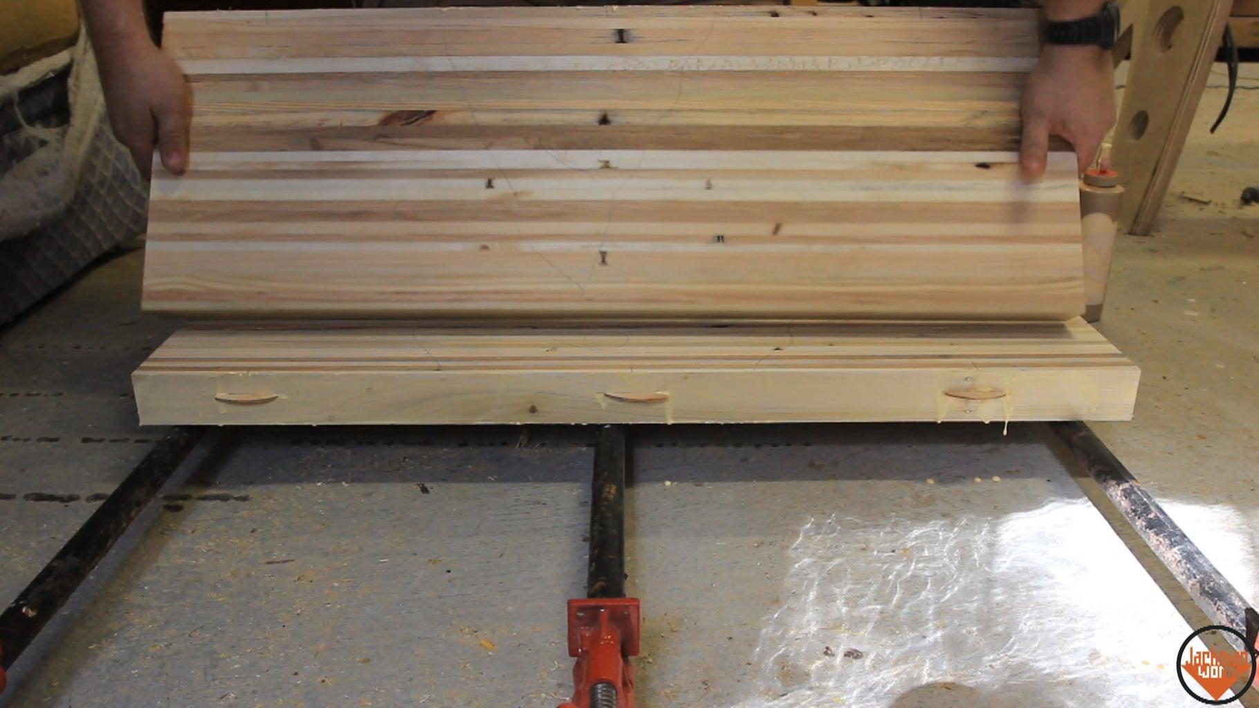 Flattening & Final Glue-Up