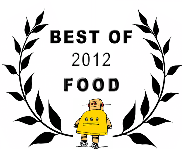 Best of Instructables 2012 - Food