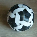 Starball - a 16 Strip Woven Ball