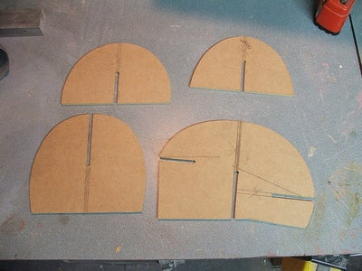 Forming the Helmet Base