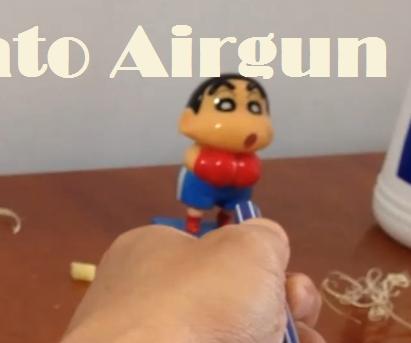 Potato AirGun