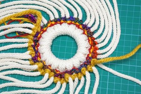Weave With Chunky Yarn