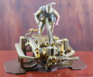 Venom Snake Automaton: Instructions