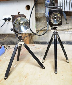 Adding the Torch to the TrIpod