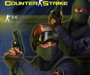 HLDS Counter Strike 1.6 Server