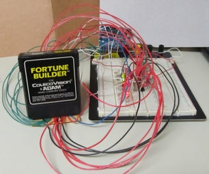 Arduino: ColecoVision Cartridge Reader