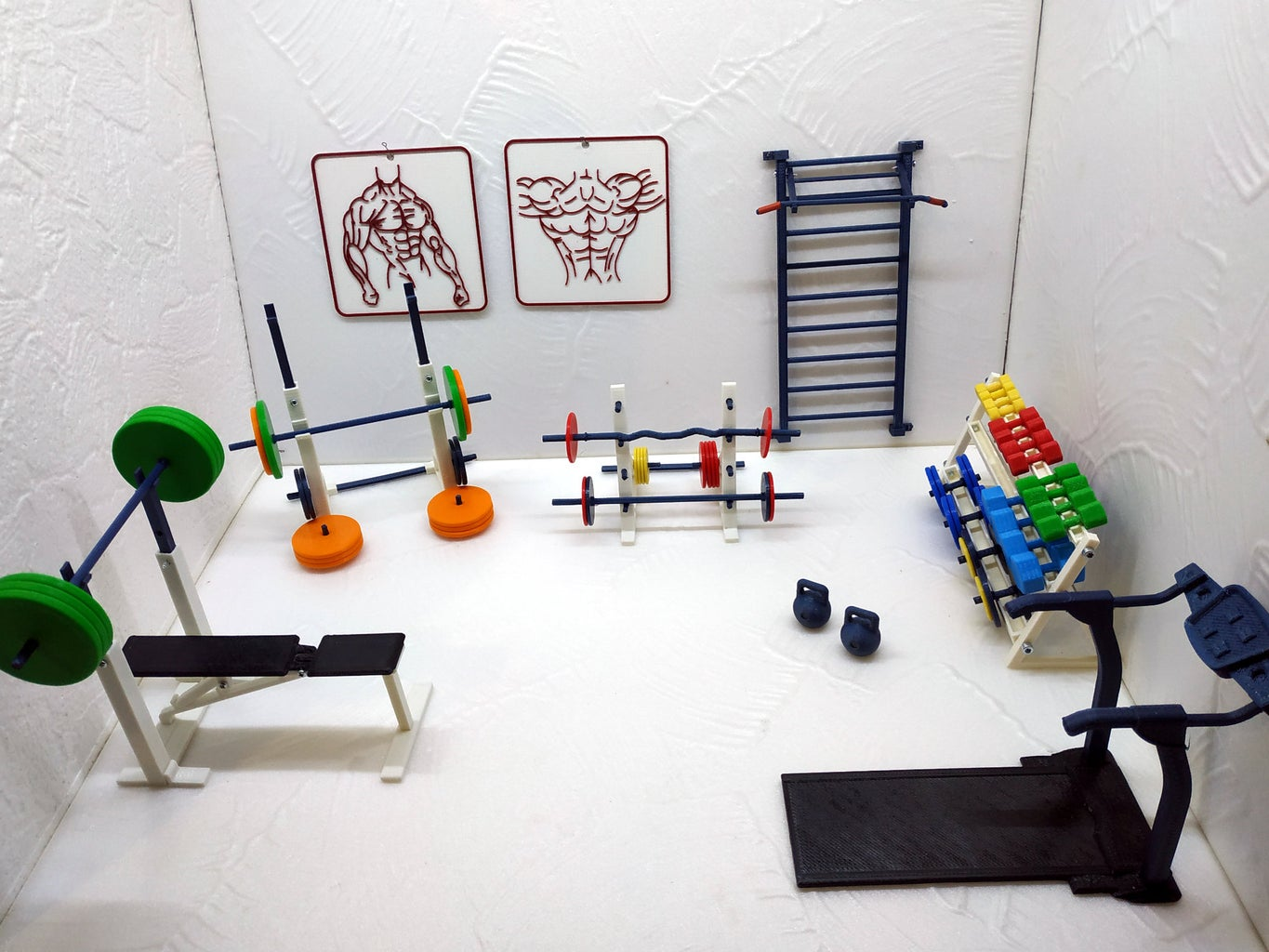 Your Tiny Gym Is Ready