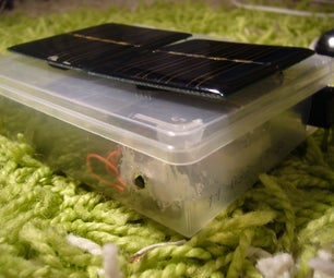 How to Make a Cheap Solar Usb Charger