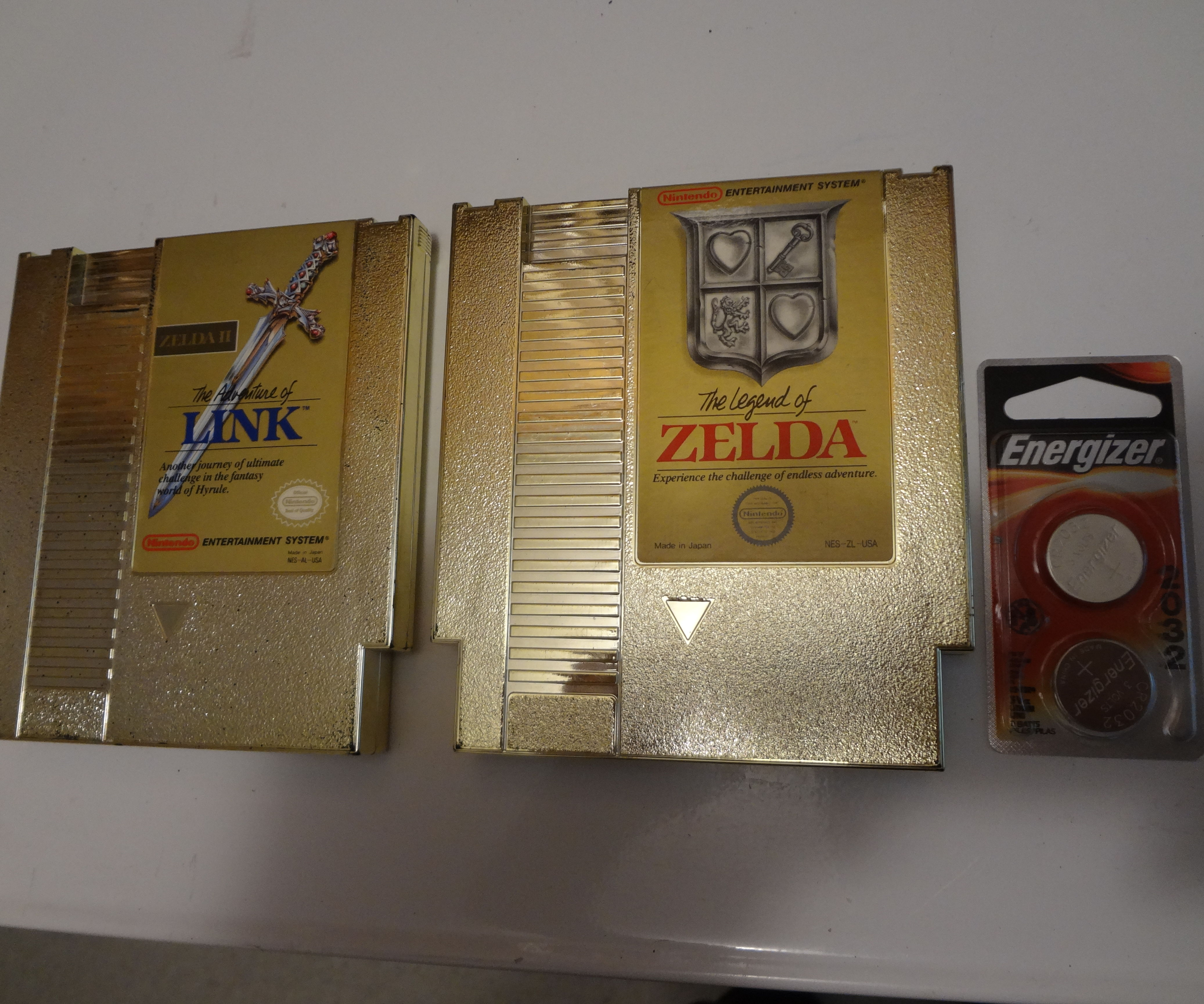Keeping Nintendo Game Save Intact While Installing New Battery.