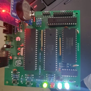 An Easy to Build Real Homemade Computer: Z80-MBC2!