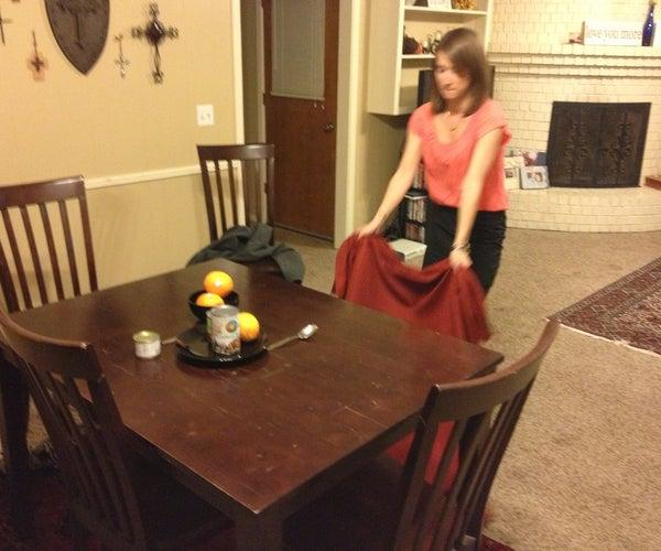 Tablecloth Magic
