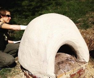 建造你自己的地球烤箱