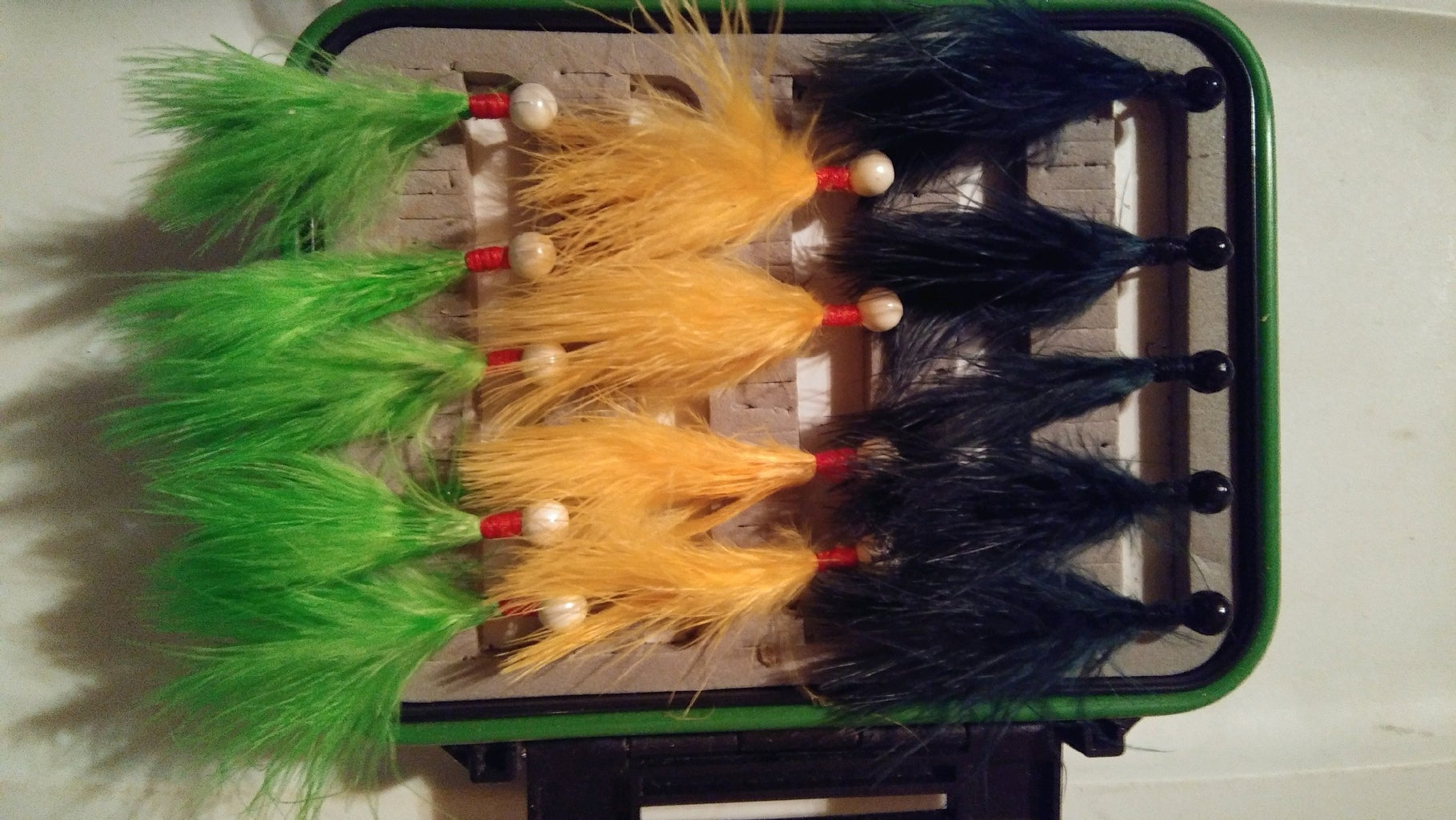 How to Tie Your Own Marabou Jigs