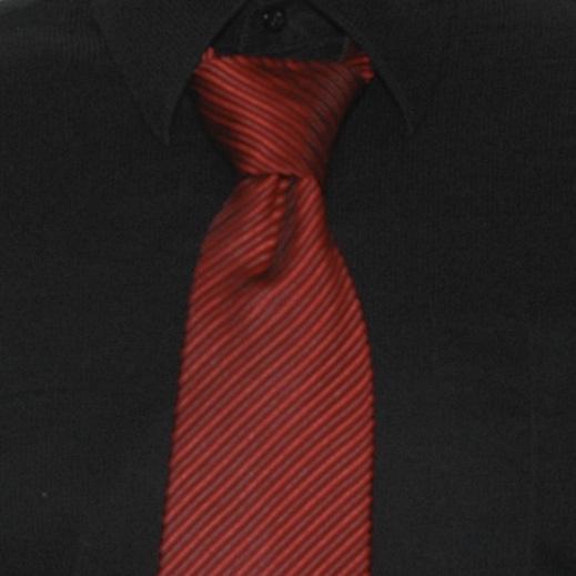 How to tie a tie: Half Windsor