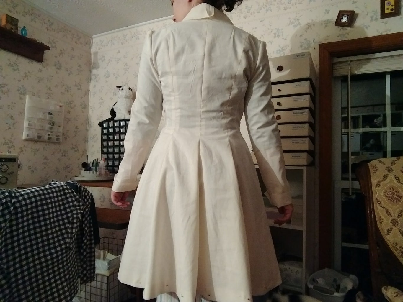 Make Your Muslin and Evaluate Fit