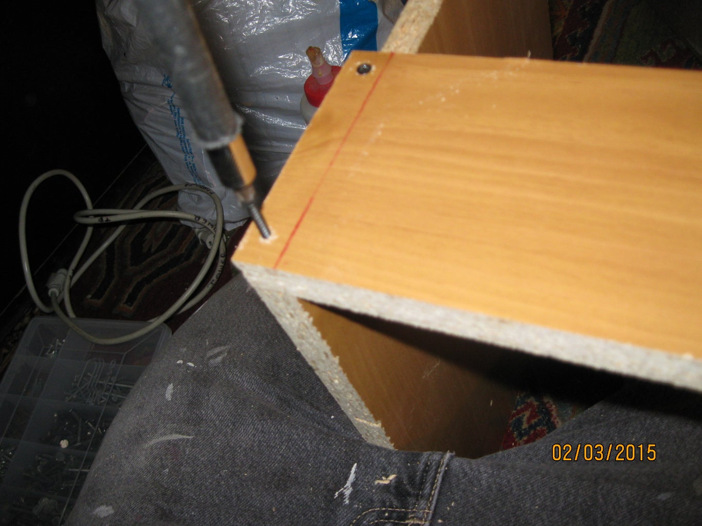 Designing the Cabinet