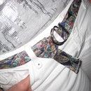 D-Ring Vintage Tie Belt