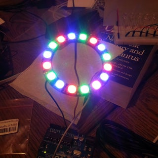 Bit Banging Step-by-step: Arduino Control of WS2811, WS2812, and WS2812B RGB LEDs