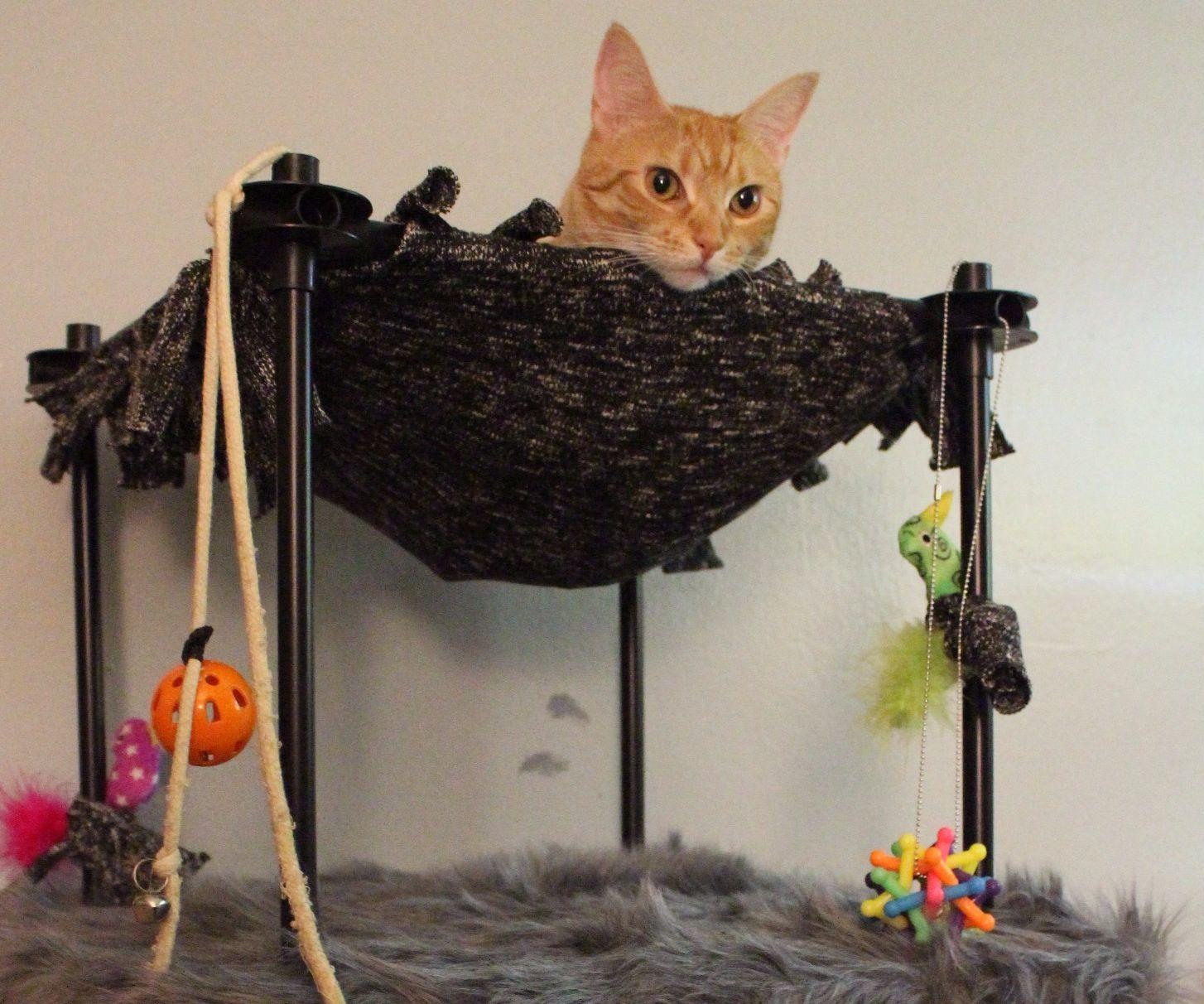 DIY Cat Tower Hack