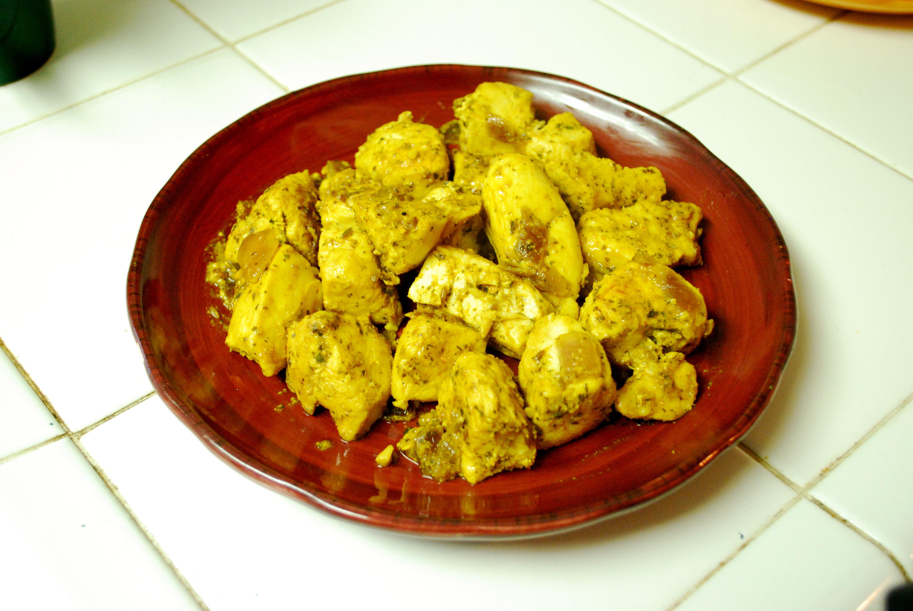 Masala Butter Chicken with a Healthier Twist