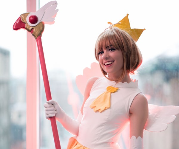 Cardcaptor Sakura Staff